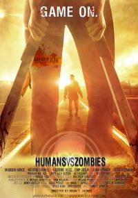 Humans Versus Zombies (2011) plakat