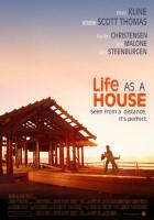 plakat - Życie jak dom (2001)