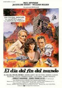 Gdy czas ucieka (1980) plakat