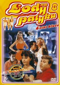 Lody na patyku 8: Letni blues (1988) plakat