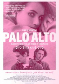 Palo Alto (2013) plakat