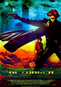 Returner: Amazonka czasu (2002) plakat