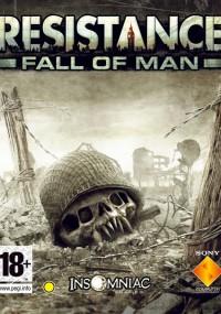 Resistance: Fall of Man (2006) plakat