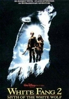 Biały Kieł 2: Legenda o Białym Wilku (1994) plakat