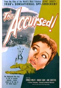 The Traitor (1957) plakat