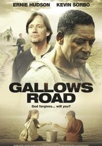 Gallows Road (2015) plakat