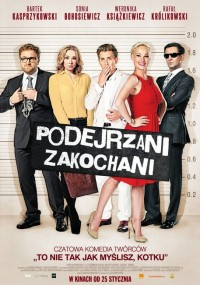Podejrzani zakochani (2013) plakat