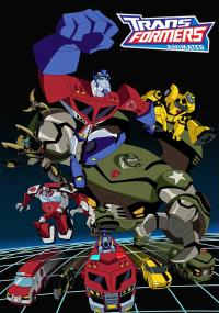 Transformers: Animated (2007) plakat