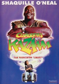 Czarodziej Kazaam (1996) plakat