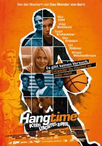 Hangtime - Kein leichtes Spiel (2009) plakat
