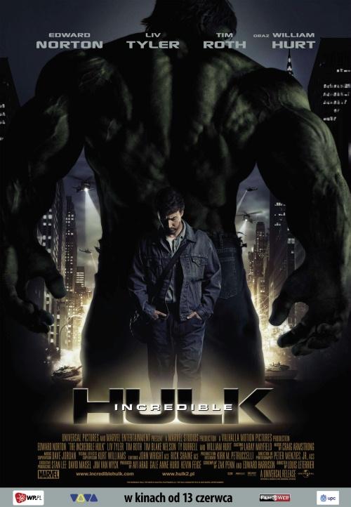 Incredible Hulk online Zalukaj PL