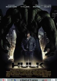 Incredible Hulk (2008) plakat