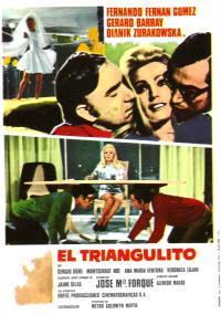 Trójkąt (1970) plakat