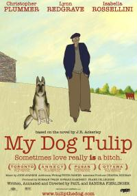 Mój pies Tulip