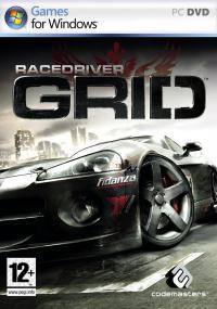 Race Driver: GRID (2008) plakat