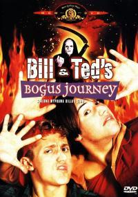 Szalona wyprawa Billa i Teda (1991) plakat