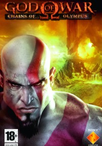 God of War: Chains of Olympus (2008) plakat