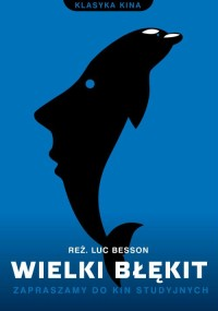 Wielki błękit (1988) plakat