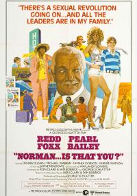 Norman... Is That You? (1976) plakat