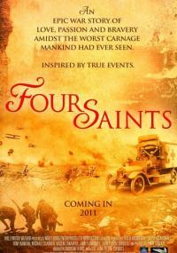 Four Saints (2013) plakat