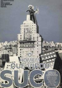 O Homem que Virou Suco (1981) plakat