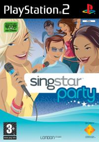 SingStar Party (2004) plakat