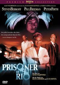 Więzień Rio (1989) plakat