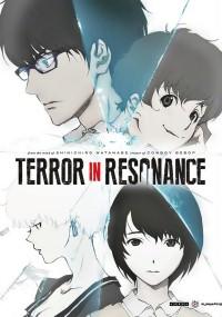 Zankyō no Terror (2014) plakat
