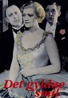 Det Gyldne smil (1935) plakat