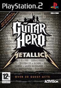 Guitar Hero: Metallica (2009) plakat