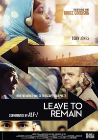 Odejść, by pozostać (2013) plakat
