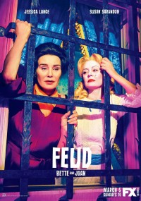 Konflikt: Bette i Joan (2017) plakat