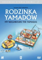 plakat - Rodzinka Yamadów (1999)