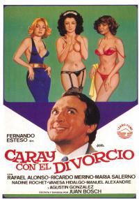 Caray con el divorcio (1981) plakat
