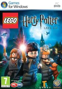 Lego Harry Potter Lata 1-4 (2010) plakat