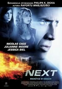 Next (2007) plakat