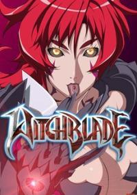 Witchblade (2006) plakat