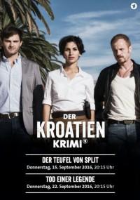 Der Kroatien Krimi (2016) plakat