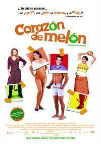 Corazón de melón (2003) plakat