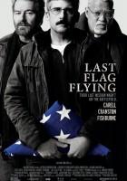 plakat - Last Flag Flying (2017)