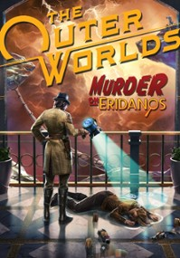 The Outer Worlds: Morderstwo na Erydanie (2021) plakat