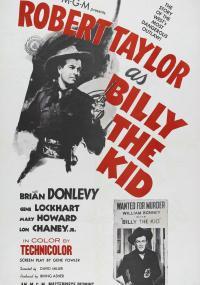Billy Kid (1941) plakat