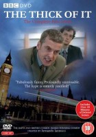 plakat - The Thick of It (2005)
