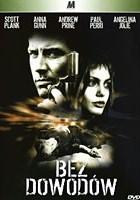 Bez dowodów (1995) plakat