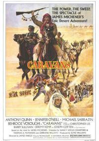 Karawany (1978) plakat