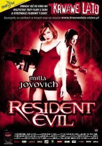 Resident Evil (2002) plakat