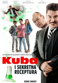 Kuba i sekretna receptura (2015) plakat