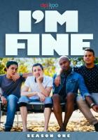 plakat - I'm Fine (2016)