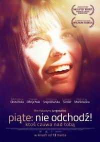Piąte: nie odchodź (2014) plakat
