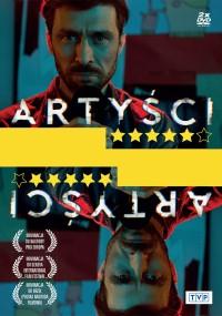 Artyści (2016) plakat